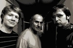 v.l. Karl-Heinz Degenhardt, Wolfgang Rennert, Philipp Wipfler